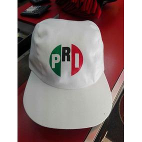 Gorra Campaña Blanca Gabardina Campañas Políticas