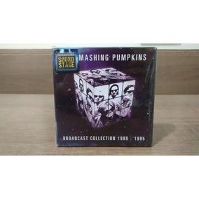 Smashing Pumpkins Broadcast Collection 89-95 - Box C/ 5 Cds