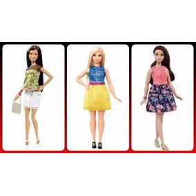 Barbie Fashionista Kit 3 Matell