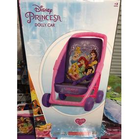 Cochecito Disney Princesas Pasea A Tu Muñeca Juguete Ditoys