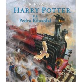 Harry Potter E A Pedra Filosofal - Ediçao Ilustrada