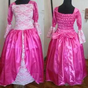 Hermoso Vestido Dama Antigua