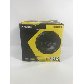 Par Bocina Kicker 6 6 Pulgadas Sonido 240 Watts Dsc650