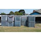 Container Bombonas De Plastico 1000 Litros Usada