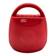 Parlante Portátil Bluetooth Gtc Spg-125 Usb + Micro Sd