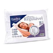 Travesseiro Nasa Altura Regulavel 50x70x20 Duoflex