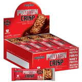 Barra Protein Crisp 12 Un.- Integral Médica - Trufã De Avelã