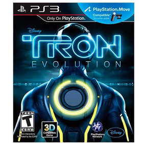 Vg - Disney Tron Evolution Ps3