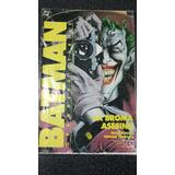 Batman La Broma Asesina Edición Perfil Arg. En Castellano
