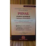 Guia De Estudio Penal Parte General-enfoque Finalista- 2016
