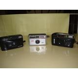Câmeras Olimpus Trip 100 + Mirage Aw-890 35 Mm + Kodak Inst.