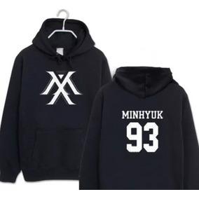Moletom Kpop Monsta X Korean Vários Modelos