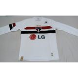 Camisa Spfc Comemorativa 20 Anos Da Libertadores 1992-japão