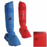 Espinillera Karate adidas Wkf Tienda Física