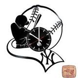 Reloj Corte Laser 1034 Béisbol Yankees Jugador