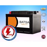 Bateria Auto Batsa Msb7 - Para Autos En Venta - Tipo 12-45