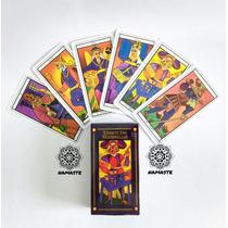 Tarot Original De Marsella 78 Cartas - Incluye Libro Manual