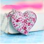 Usb 8 Y 16 Gb + Dije Collar - Diseño Joya Corazón Rosado!