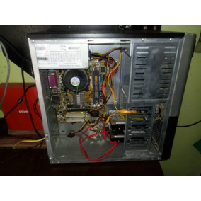 Cpu Barata Com Dual-core 775 1,80 Ghz Ddr2 2gb Hd 320gb
