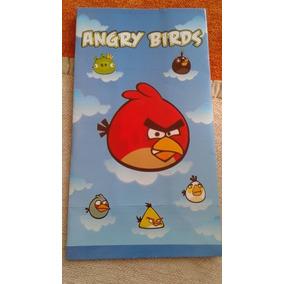 Bolsitas Golosineras Angry Birds