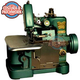 Máquina Overlock Semi Industrial Original Butterfly C/ Nota
