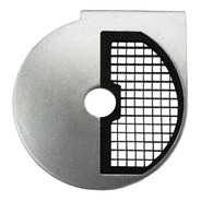 Pack X2 Discos De Corte En Cubos Para Procesadora Moretti Vc
