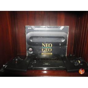 Neo Geo Aes+ 6 Jogos+2 Controles(na Caixa) Pronta Entrega