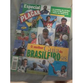 Revista Placar Guia Do Brasileiro 98 (1998)