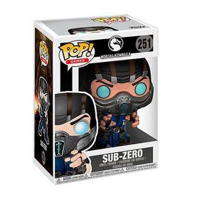 Funko Pop! Games Mortal Kombat Sub-zero