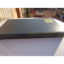 Switch Cisco Catalyst 2960 Ws-c2960-24tt-l