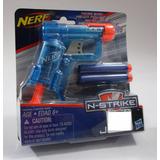Pistola Pequeña Lanzador Nerf Jolt N Strike Hasbro Original