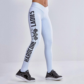 Legging Emana Hardcoreladies White