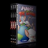 Pinky Y Cerebro Coleccion Dvd