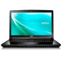 Notebook Msi Cx72 6qd Core I5 6ta 1tb 4gb 17.3 Win10 Gamer
