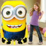 Minion,globo Gigante 92*65cm,fiesta Infantil,cumpleaños