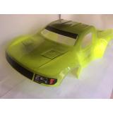 Bolha Raptor F150 Pintada P/ Automodelo Short Course Ou Sc10