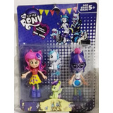 My Little Pony Blister X2 Muñecas + 2 Ponis - 4 Modelos