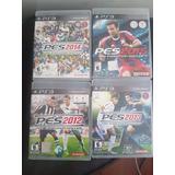 Pes 2012,2013,2014,2015 Para Ps3 Pack ..oferta