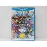Super Smash Bros. Wii U ¡usado! En Tecno - Gaming