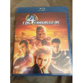 Los 4 Fantasticos 2005 Marvel Chris Evans Jessica Alba