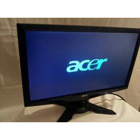 Monitor Acer Plano Lcd 18.5 Pulgadas G185hv