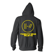 Combo Twenty One Pilots Campera + Remera + Gorra