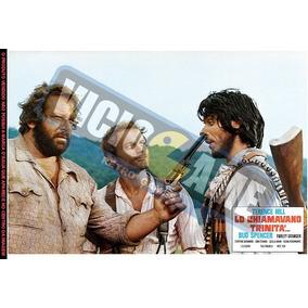 Bud Spencer E Terence Hill - Pôster Fotográfico 60x40 (#362)
