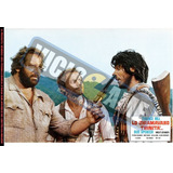 Bud Spencer E Terence Hill - Pôster Fotográfico 60x40 (#362)
