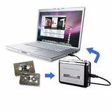 Convertidor De Cintas De Cassette A Mp3 Capturador Audio