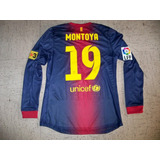 Barcelona Fc España Camiseta Nike Authentic Utileria #19