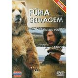 Dvd - Fúria Selvagem