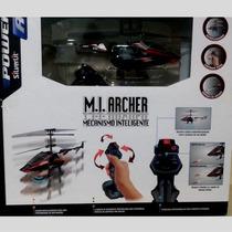 Mine Helicoptero Barato Lança Misseis Lançamento