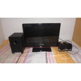 Tv Led 17 Pulgadas Y Con Sistema De Sonido