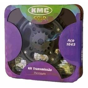 Kit Transmissão Relação Tração 1045 Com Retentor Xt 660 Kmc